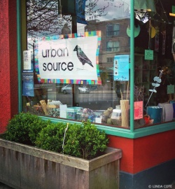LINDA COTE-Urban Source Store