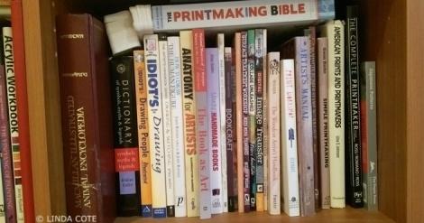 LINDA COTE-books