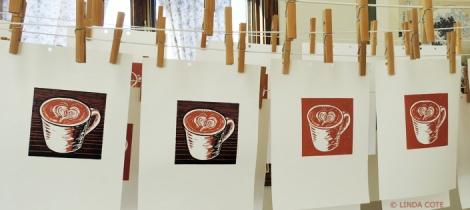 LINDA COTE-Final prints