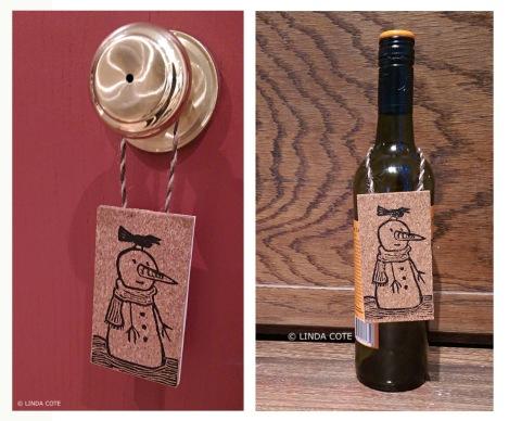 LINDA COTE-Knob-Wine