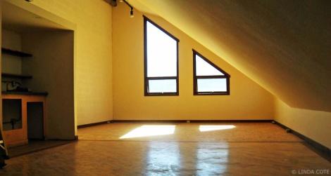 LINDA COTE-new studio