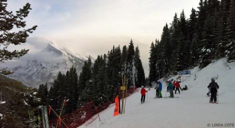 LINDA COTE-Norquay Ski
