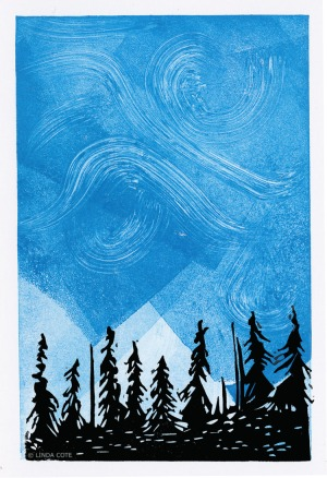 LINDA COTE-Mystical Forest Card-FBWeb