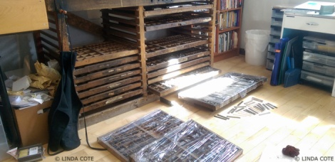 LINDA COTE-California Table Studio