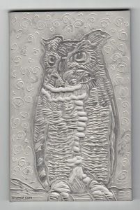 LINDA COTE-Horned owl Block final