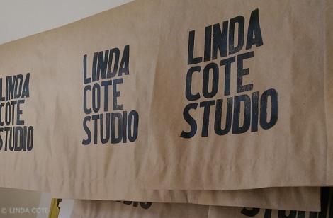 LINDA COTE-Bag 1 drying
