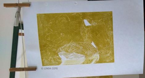 LINDA COTE-Layer 1 goose