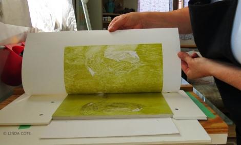 LINDA COTE-Layer 1 print