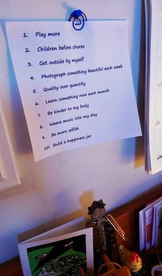 10 Resolutions