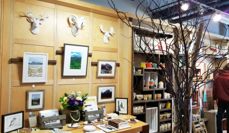 LINDA COTE-Branches Wall & art
