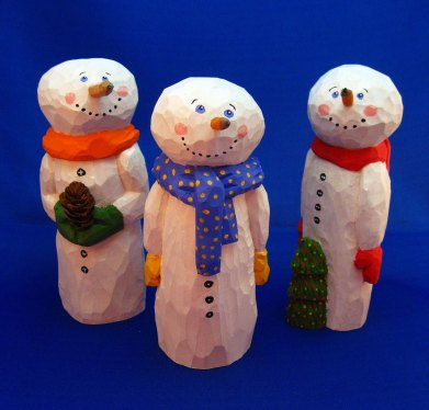 Three Graces Snowgirls 2